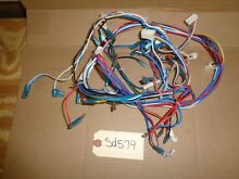 Kitchenaid Convection Microwave Oven Wiring Harness KMHC319ESS   SD579