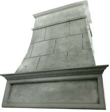 Stone Range Hood   Any Size  Any Color   ROMANO   Easy Install  Free Samples