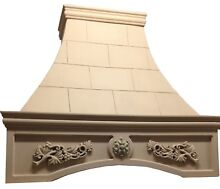Stone Range Hood   Any Size  Any Color   SONOMA   Easy Install  Free Samples