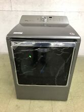 8 8 cu  ft  Electric Dryer in Chrome Shadow