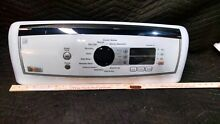 WH46X10264 Used GE Profile Harmony Washer PTWN8050 White Control Panel