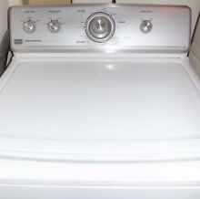 Maytag Washer   Electric Dryer