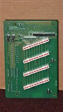 DACOR LED Display Circuit Timer Board 62189 from a ETT304 Cooktop  1