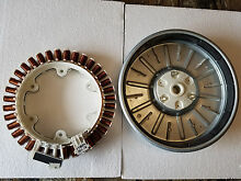 LG Washer Dryer Combo Stator and Rotor Assembly Used P 4417FA1994  P 4413ER1001B
