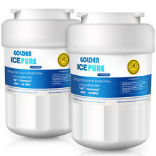 Fit For GE MWF SmartWater MWFP GWF Refrigerator Water Filter 2 Pack