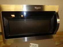 W10889330 Whirlpool Microwave Oven Door Assembly for WMH32519FS   SE287