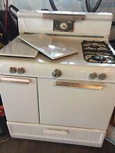 Vintage Gas Kenmore Stove