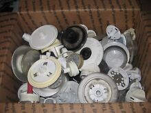 Lot Whirlpool Fridgidaire kenmore maytag g e Etc  Washer   Dryer Knobs