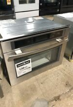 Jenn Air 24 Inch Steam and Convection Wall Oven JBS7524BS