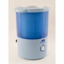 Mini Spin Dryer Electric Portable Countertop Laundry Clothes Spinner Dorm RV