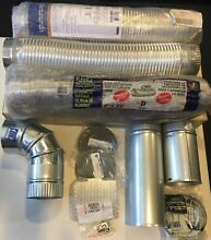 DRYER VENT KIT  for Service Tech  ASSORTED