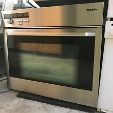Miele H3871B Stainless Steel Built In Electric Wall Oven With Convection