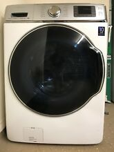 Front Load Washing Machine Samsung Super Speed Power Foam Steam VRT Plus