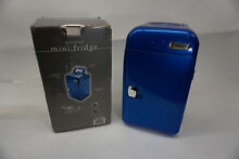 Vector Desk Mate Mini Fridge Cooler   Warmer Blue