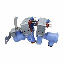 WR57X10026 for GE Icemaker Water Valve Double Coil Solenoid AP2071738 PS304368