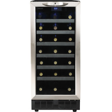 Danby Silhouette Cheshire 34 Bottle Wine Cooler  DWC1534BLS
