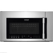 Frigidaire PROFESSIONAL 30  Convection Stainless Microwave 1 8  CuFt FPBM3077RF