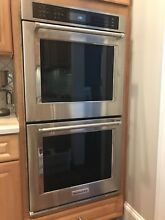 Kitchenaid 27 Inch Double Wall Oven