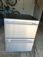Haier Under Counter Refrigerator   Stainless Steel   BRAND NEW   REDUCED AGAIN