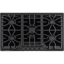 Frigidaire FGGC3645QB Gallery 36 in  Gas Cooktop in Black with 5 Burners