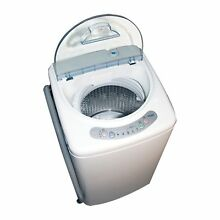 Haier HLP21N Pulsator 1 Cubic Foot Portable Washer         a