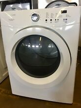 Frigerdaire FAQE7011LW0 Front Load Dryer