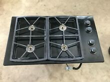 Dacor Propane    Gas Grill Cooktop   Model   SGM364B LP   36  4 Burners GWC