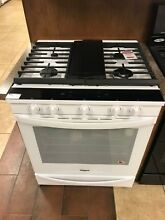 Whirlpool WEG750H0HW 30 Inch Slide In Gas Range FREE SHIPPING
