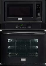 Frigidaire Gallery Series  FGMC3065PB 30 Inch Combination Wall Oven