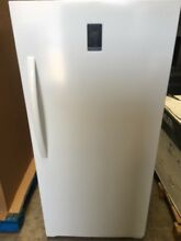 Insignia    13 8 Cu  Ft  Frost Free Upright WiFi Convertible Freezer NS UZ14XWH7