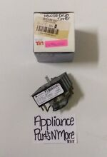 GE OEM DRYER TIMER PART NUMBERS  WE4M187 572D520P017 FREE SHIPPING NEW PART