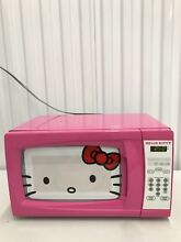 Hello Kitty Microwave Oven MM 07009 01
