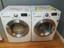 LG 24 inch 2 3 cubic feet washer dryer new never used or installed
