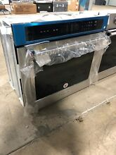 KitchenAid KOST100ESS 30 in Single Electric Wall Oven Self Cleaning in Stainless