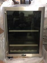 MARVEL 24  undercounter beverage center refrigerator 6barm704