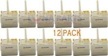 2188830 Relay and Overload 8201786 for Kenmore Whirlpool Refrigerator 12 PACK