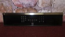 KENMORE Touch Control Panel 318366227 from a 790 48073000 Single Oven
