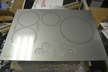 Monogram 30  Silver Electric Induction 4 Burner Cooktop ZHU30RSJSS