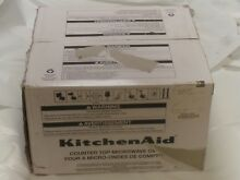 KitchenAid KMCC5015GSS   1 5 CF  1000W Stainless Steel Convection Microwave