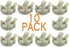 10 Pack Washer Drain Pump for 3363394 Whirlpool Kenmore Roper PS342434 AP2907492