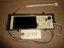 W10832519 OEM Whirlpool Kitchen Aid Microwave Electrical Control Board   SC938