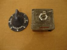VINTAGE THERMADOR ELECTRIC BURNER SWITCH    INF 240 128