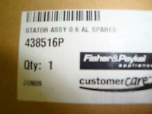 NEW OEM FISHER PAYKEL WASHER STATOR 438516P