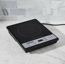 Cuisinart Single Induction Portable Cooktop   ICT 30   NEW