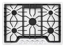FRIGIDAIRE Gallery 30  Wide Gas 5 Burner Cooktop w  Low Simmer  FGGC3047QW  NEW