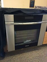 Stainless Electric Wall Oven Dacor 30   Convection Single Electric MOV130S