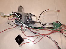 GEAR MOTOR ASSY AND WIRING FOR GE MONOGRAM ZVB30BB2BB 30  RETRACTABLE VENT