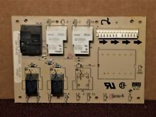 FRIGIDAIRE Lower Relay Board 318022001 100 790 00 from a FEB398WCCE Double Oven