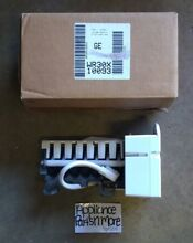 GE REFRIGERATOR ICE MAKER PART NUMBER  WR30X10093 FREE SHIPPING NEW PART