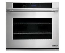 DACOR Distinctive 30  Wide Electric Single Convection Wall Oven  DTO130S  NEW